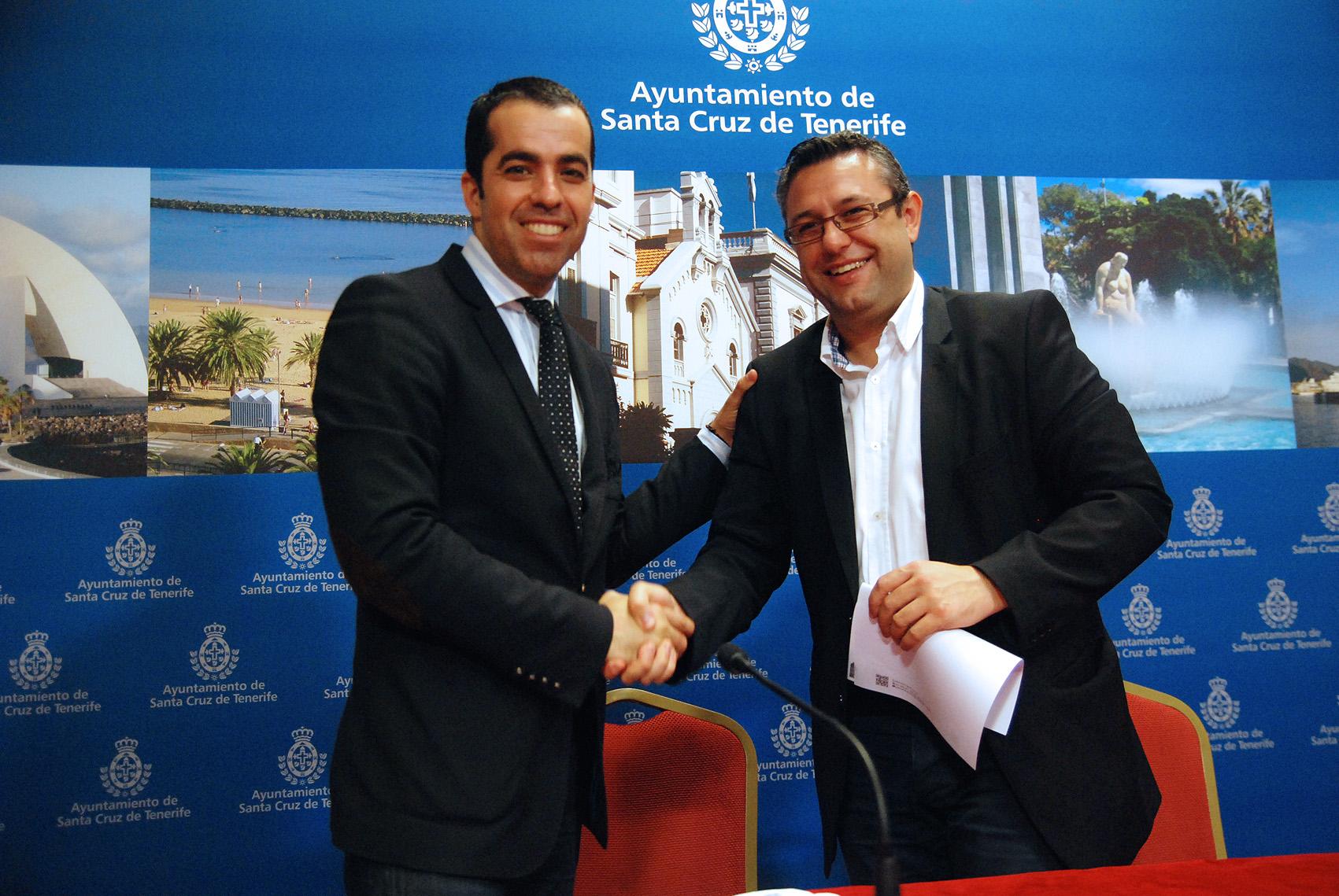 Ayuntamiento y cabildo dar n asistencia conjunta a for Convenio oficinas y despachos tenerife