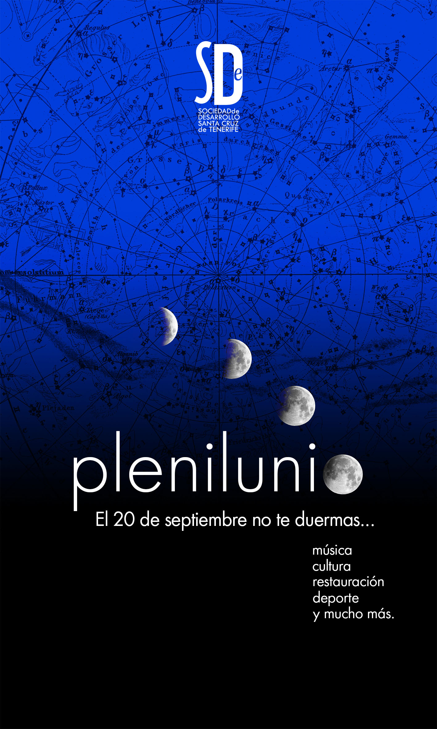 Cartel de Plenilunio 2014